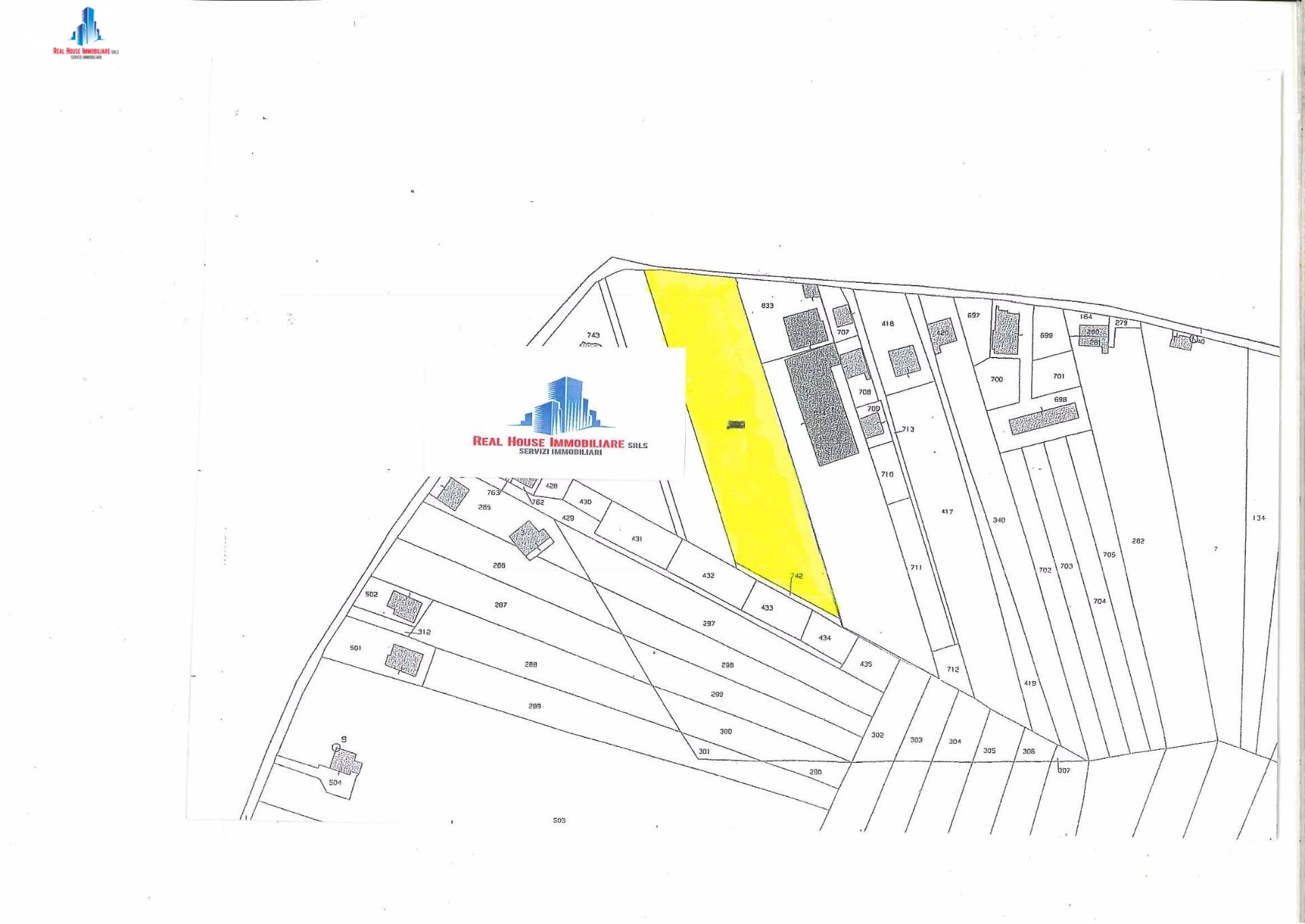 Terreno Agricolo in vendita a Vallata, 9999 locali, zona Località: contradamaggiano, prezzo € 70.000 | CambioCasa.it
