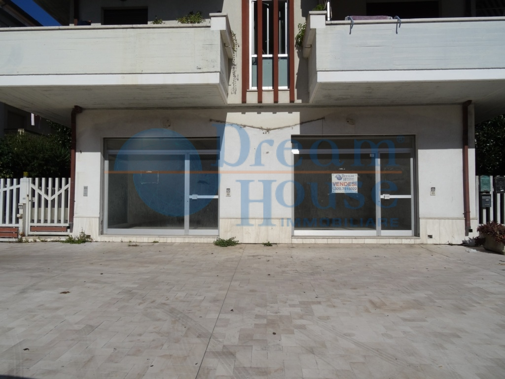 Negozio / Locale in vendita a Alba Adriatica, 9999 locali, zona Località: TraViaMazzinieViaTrieste, prezzo € 220.000 | CambioCasa.it