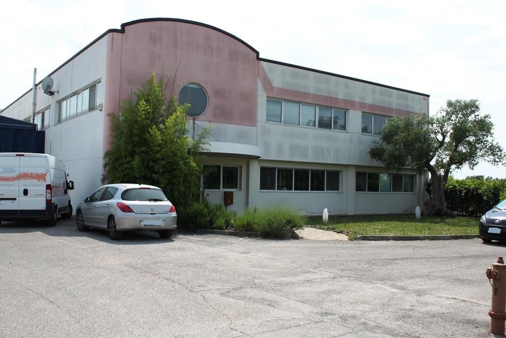 Negozio / Locale in vendita a Polverigi, 9999 locali, prezzo € 350.000 | CambioCasa.it
