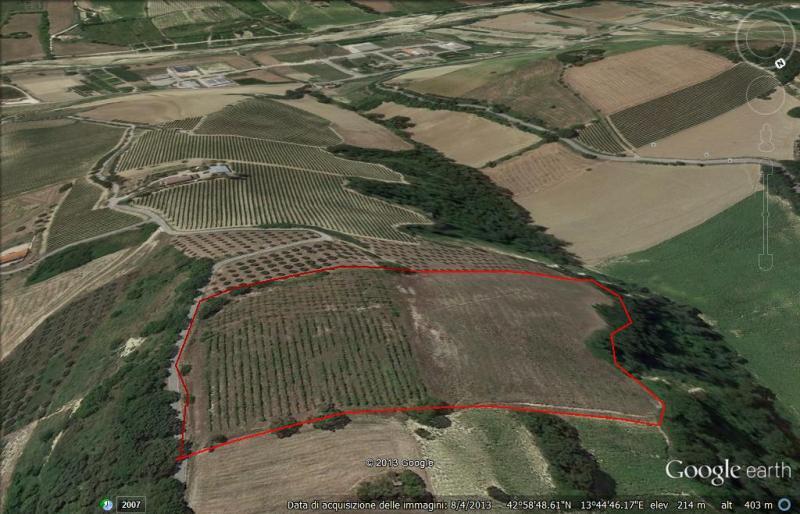 Terreno Agricolo in vendita a Ripatransone, 9999 locali, prezzo € 65.000 | CambioCasa.it