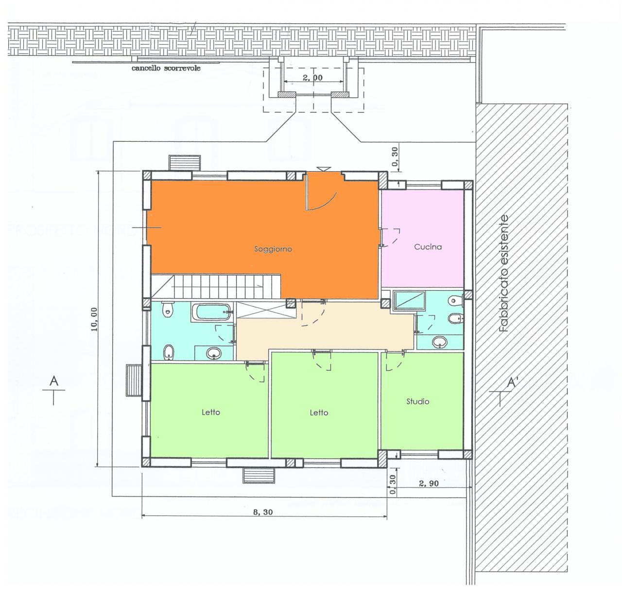 Terreno Edificabile Residenziale in vendita a Monteprandone, 9999 locali, zona Zona: Centobuchi, prezzo € 35.000   CambioCasa.it