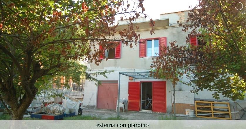 Soluzione Indipendente in vendita a Acquaviva Picena, 4 locali, zona Località: Centrale, prezzo € 168.000 | Cambio Casa.it
