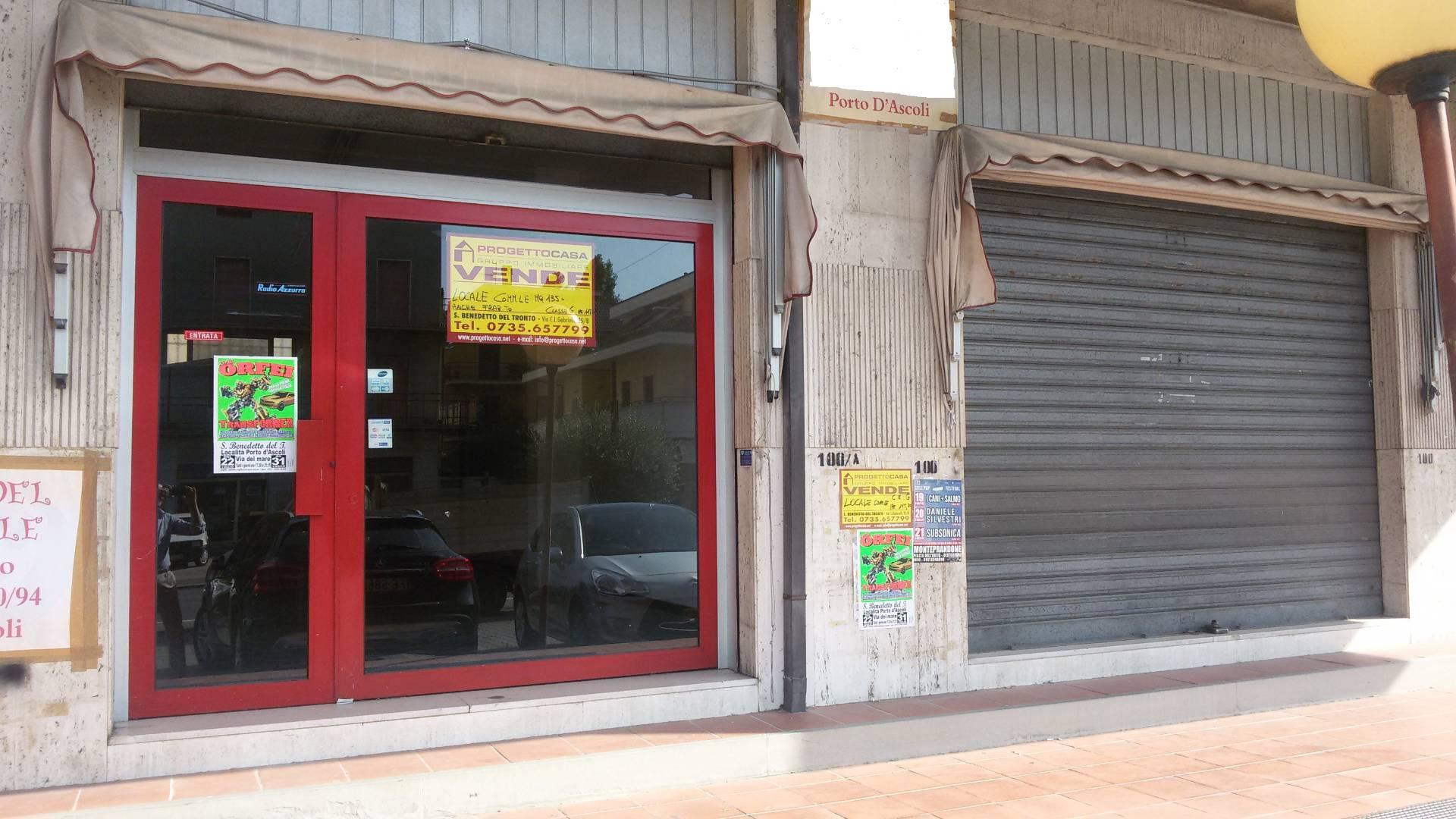 Negozio / Locale in Vendita a Monteprandone