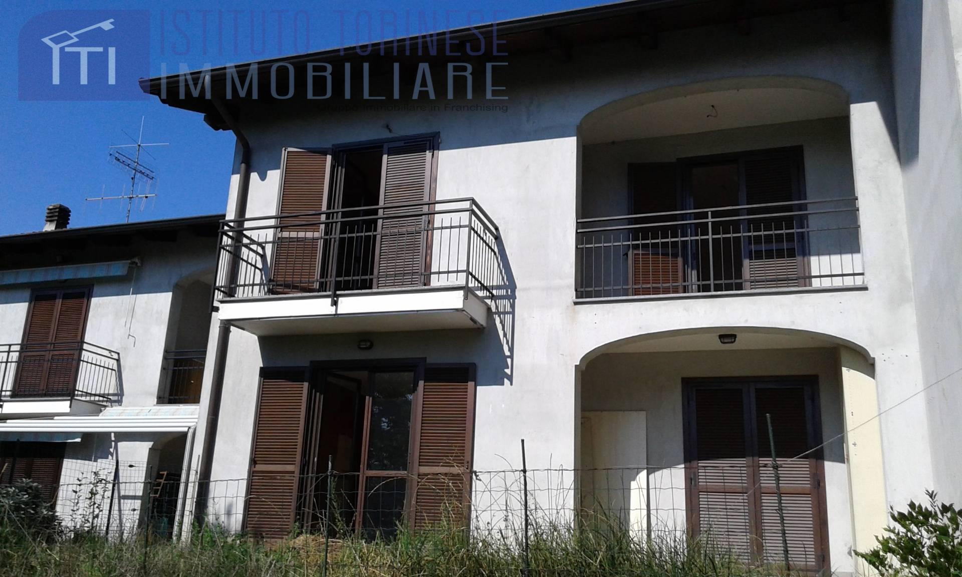 Foto 1 di Villetta a schiera Albiano D'ivrea