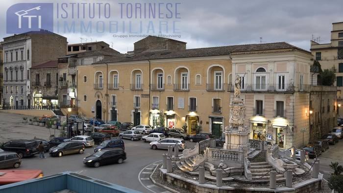 box auto - posto auto benevento vendita  centro storico  istituto torinese immobiliare