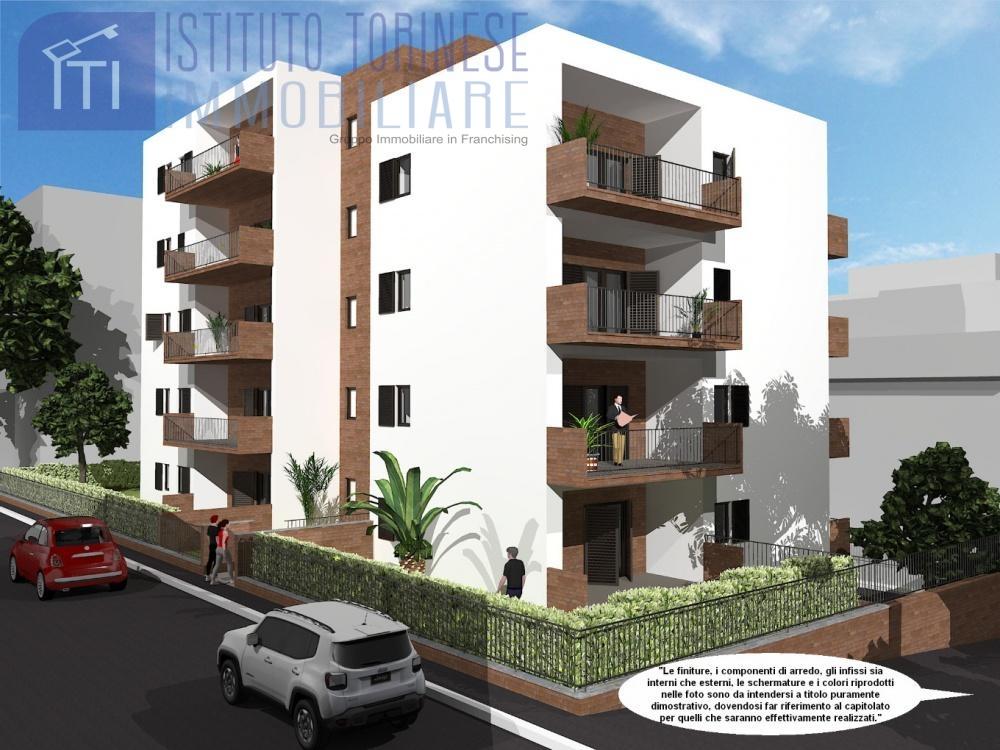 vendita appartamento roma portuense magliana  250000 euro  2 locali  65 mq