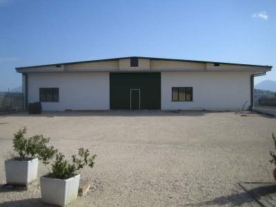 Vai alla scheda: Capannone Industriale Affitto - Benevento (BN) | CAPODIMONTE - Codice ITI 032-AA26973