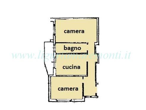 Appartamento in vendita a Savona, 3 locali, zona Località: S.Rita, prezzo € 125.000 | Cambio Casa.it