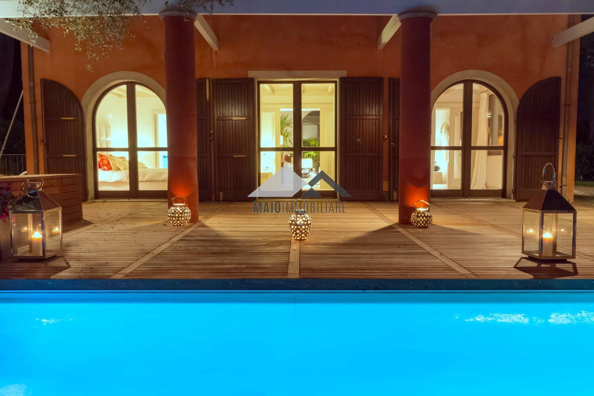 Villa in affitto a Misano Adriatico, 10 locali, zona Zona: Scacciano, Trattative riservate | Cambio Casa.it