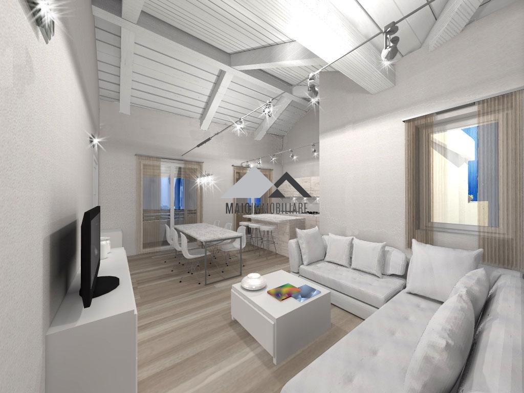 Appartamento in vendita a Riccione, 3 locali, zona Località: ABISSINIA, prezzo € 930.000   CambioCasa.it