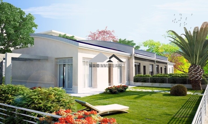 Villa in vendita a Riccione, 4 locali, zona Località: VILLAGGIOPAPINI, prezzo € 425.000 | CambioCasa.it