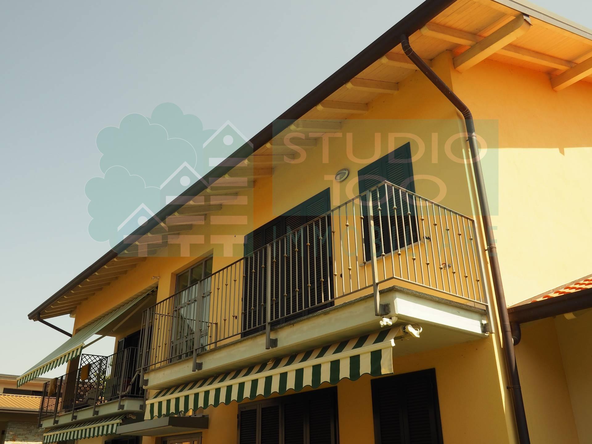 Appartamento in vendita a Casorate Sempione, 3 locali, prezzo € 170.000 | CambioCasa.it