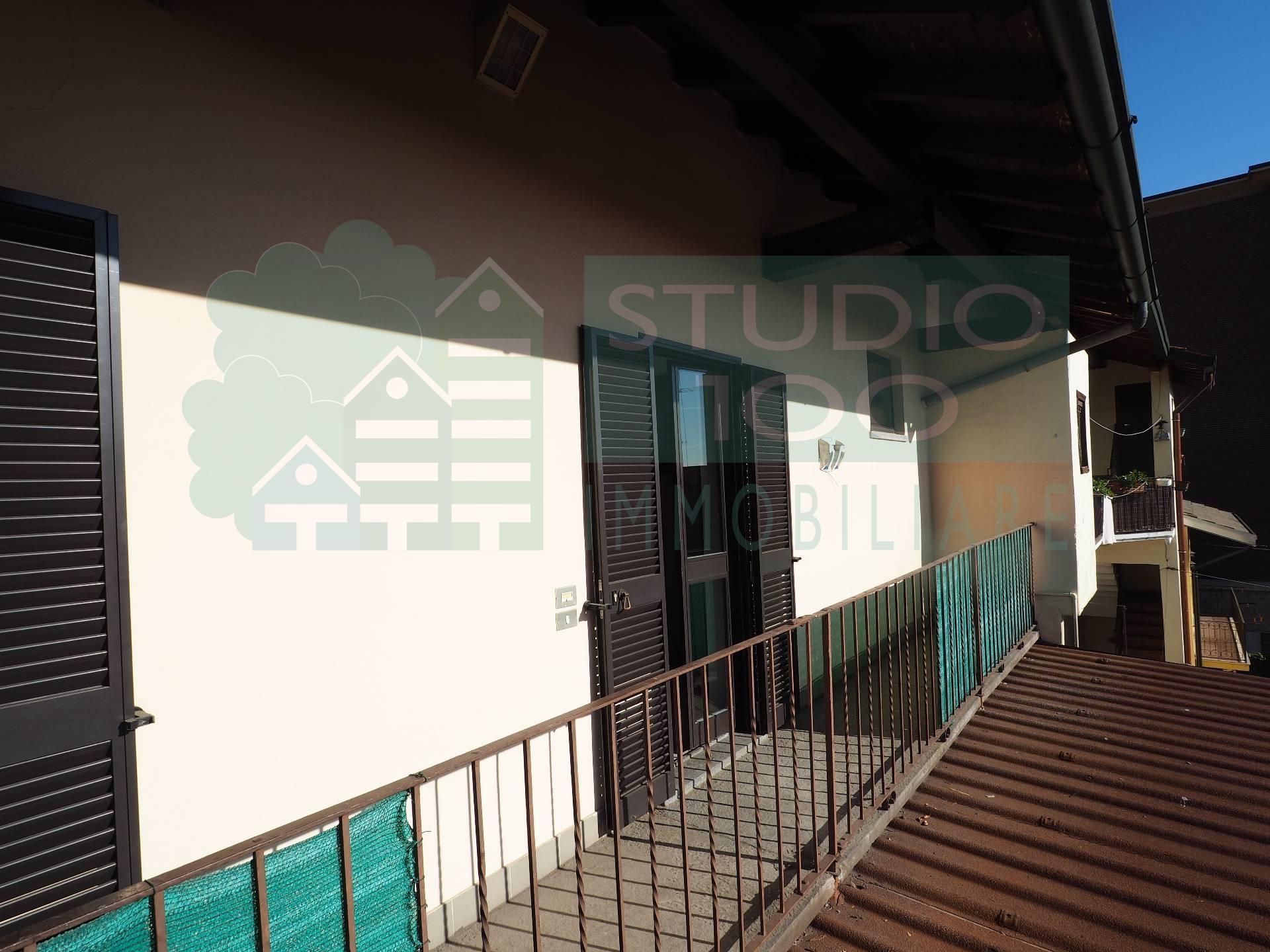 Appartamento in affitto a Casorate Sempione, 2 locali, prezzo € 400 | CambioCasa.it