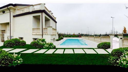 Villa in vendita a Carpi, 7 locali, prezzo € 795.000 | Cambio Casa.it