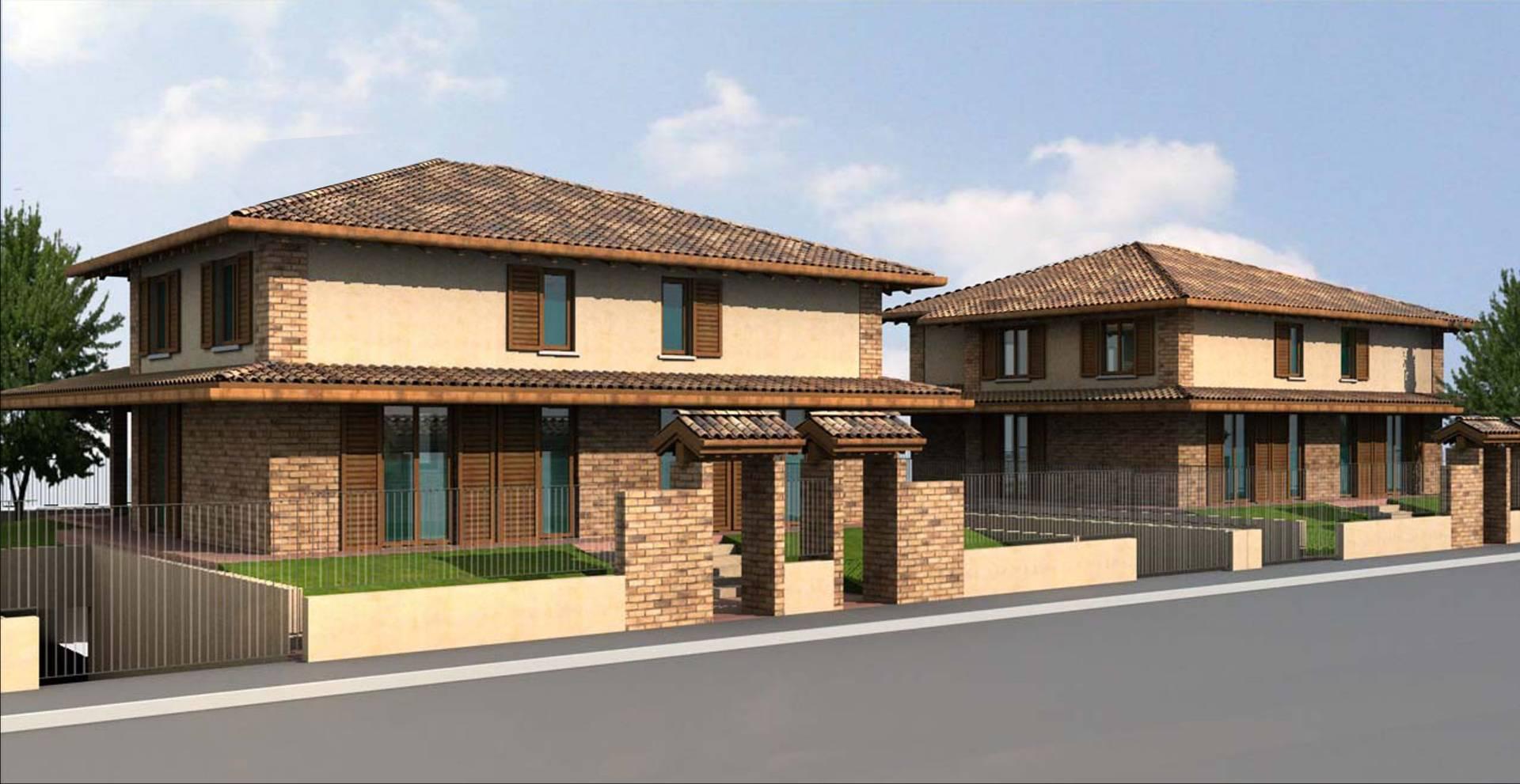 Villa Bifamiliare in vendita a Galgagnano, 4 locali, prezzo € 320.000 | Cambio Casa.it