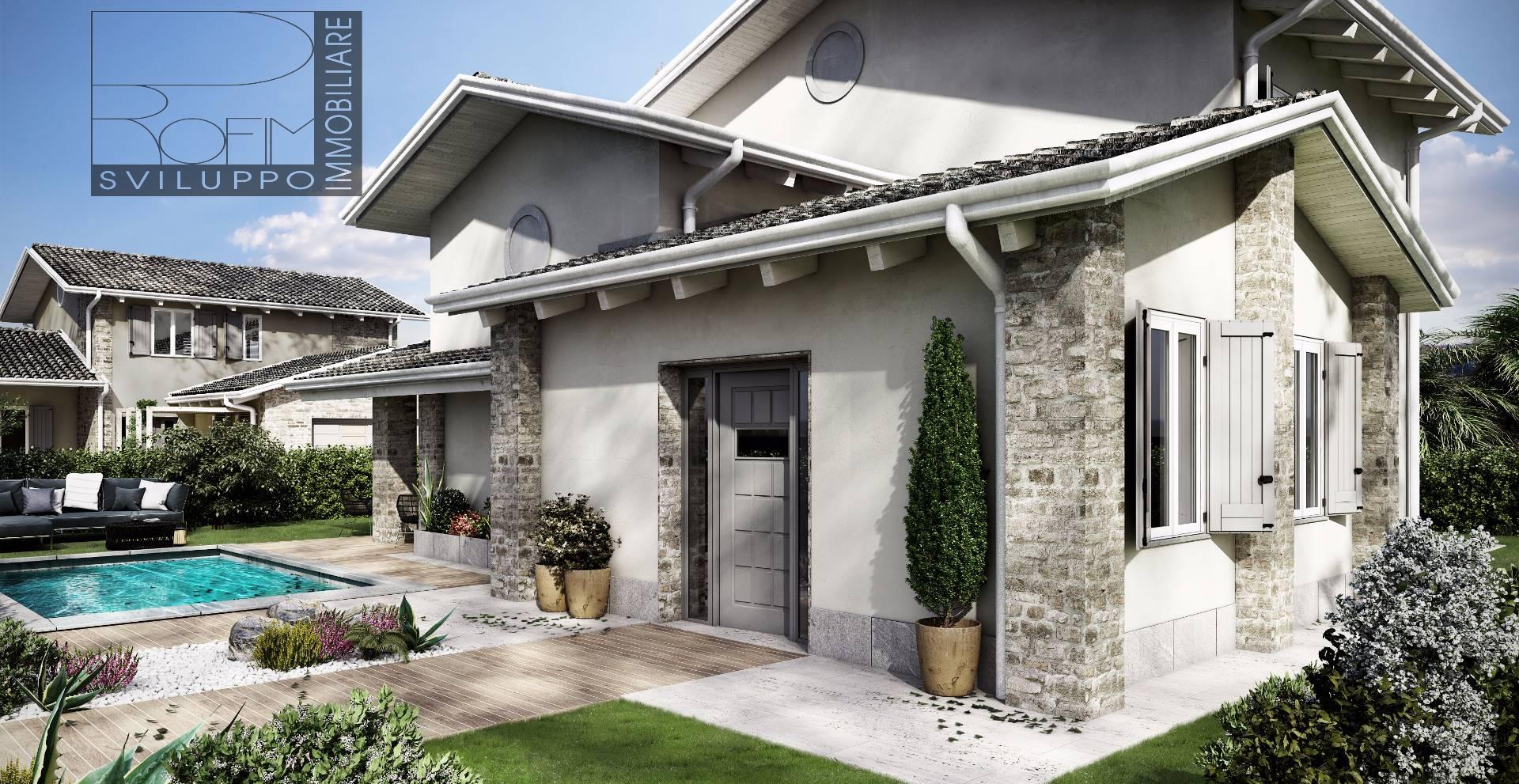 Villa in vendita a Spino d'Adda, 4 locali, prezzo € 477.000 | Cambio Casa.it