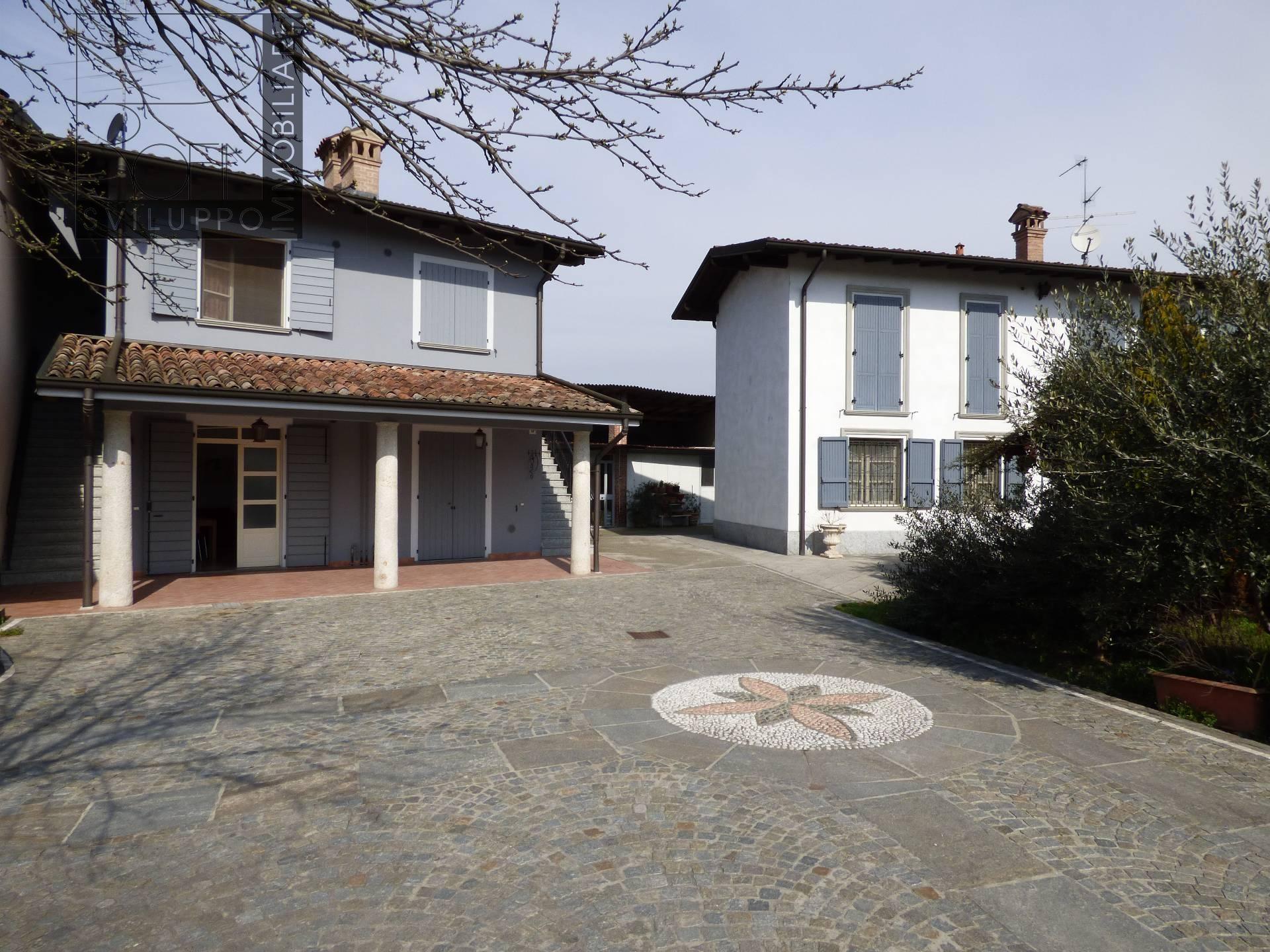Appartamento in affitto a Palazzo Pignano, 2 locali, prezzo € 450 | Cambio Casa.it