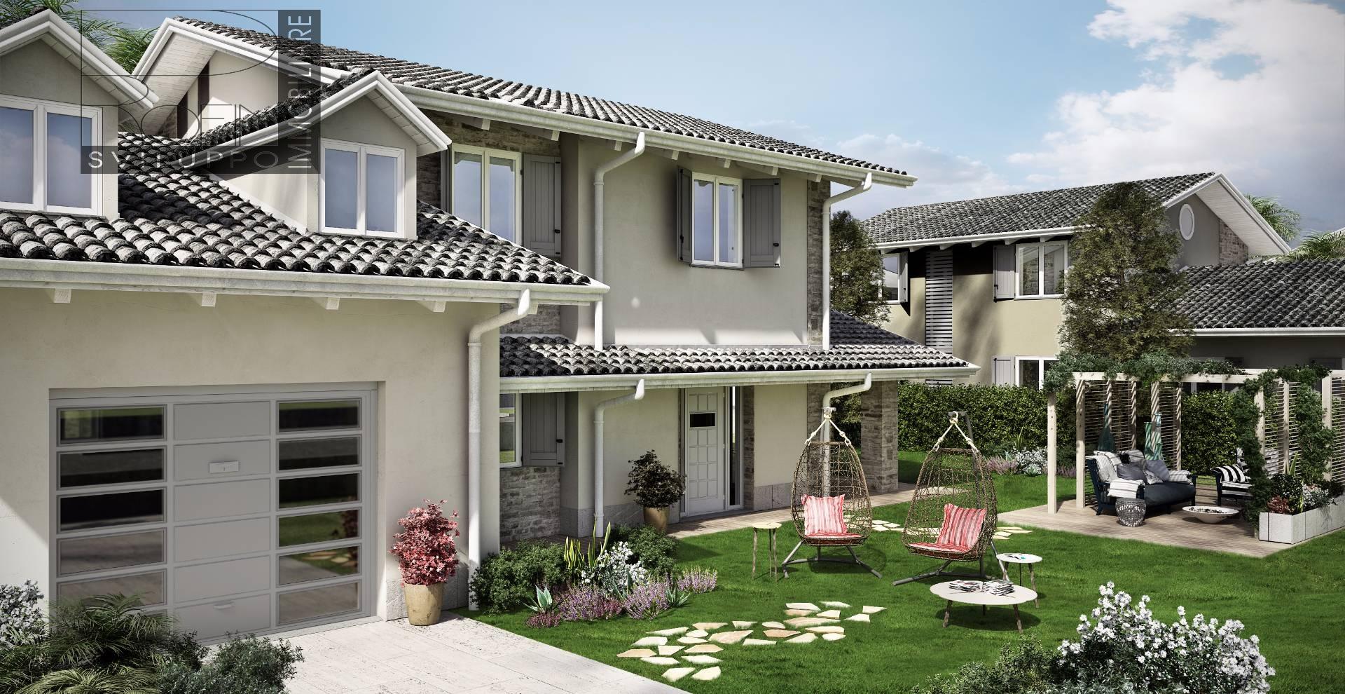 Villa in vendita a Spino d'Adda, 5 locali, Trattative riservate | CambioCasa.it