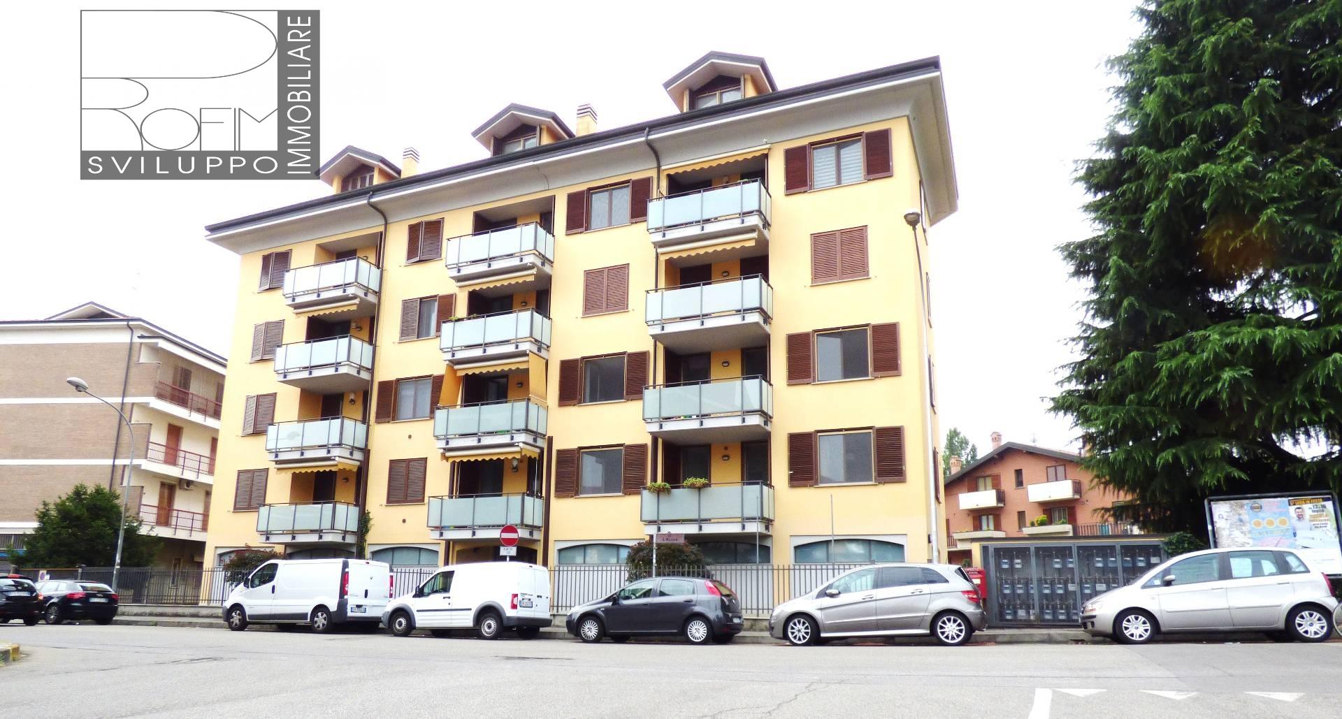 Appartamento in vendita a Paullo, 3 locali, prezzo € 138.000   CambioCasa.it