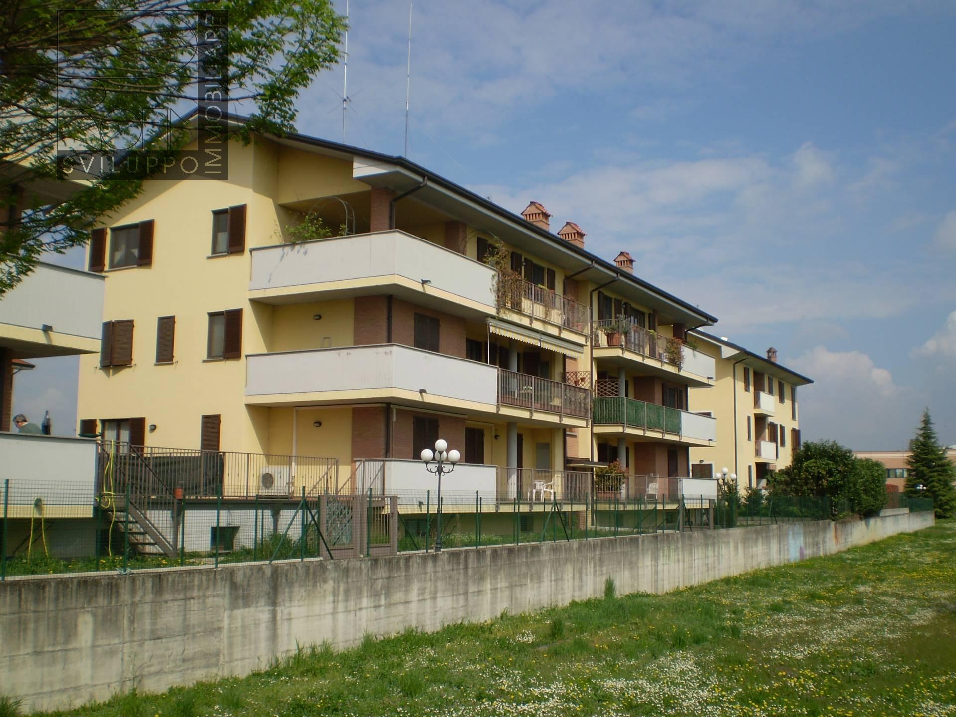 Appartamento in affitto a Spino d'Adda, 2 locali, prezzo € 480 | CambioCasa.it