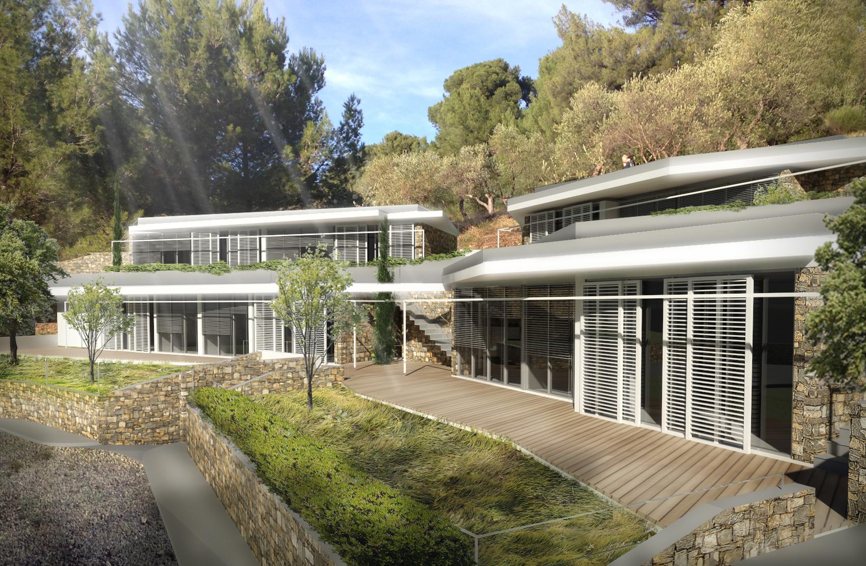 Villa in vendita a Cervo, 3 locali, prezzo € 450.000 | Cambio Casa.it
