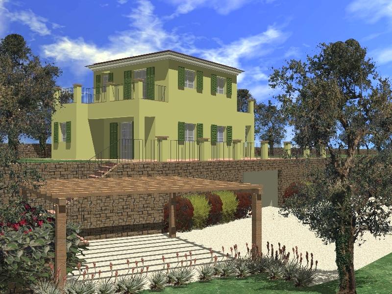 Terreno Edificabile Residenziale in vendita a Imperia, 8 locali, zona Località: PortoMauriziocentro, prezzo € 200.000 | Cambio Casa.it