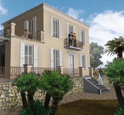 Villa in vendita a Imperia, 9999 locali, zona Località: PortoMauriziocentro, prezzo € 310.000   Cambio Casa.it