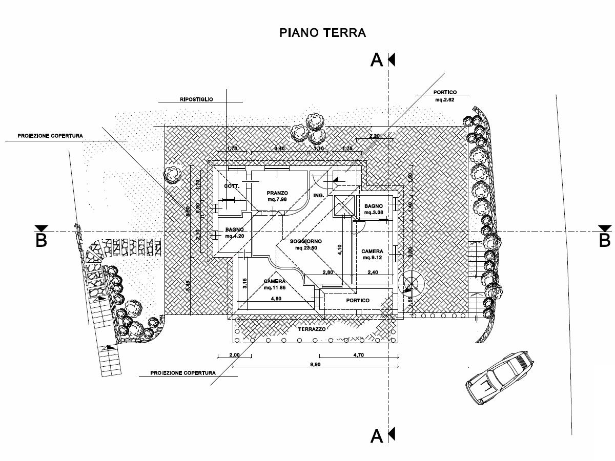 Terreno Edificabile Residenziale in vendita a Imperia, 9999 locali, zona Località: OnegliaCascine, prezzo € 90.000 | Cambio Casa.it