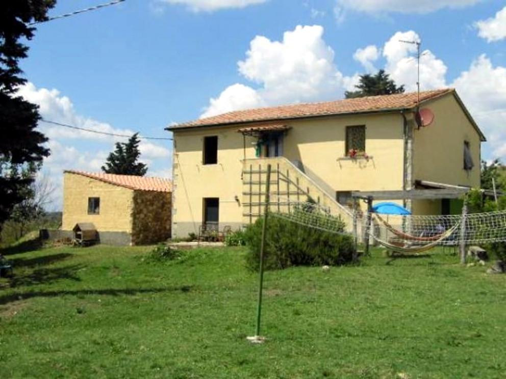 Soluzione Indipendente in vendita a Pomarance, 7 locali, zona Zona: Serrazzano, prezzo € 375.000 | CambioCasa.it