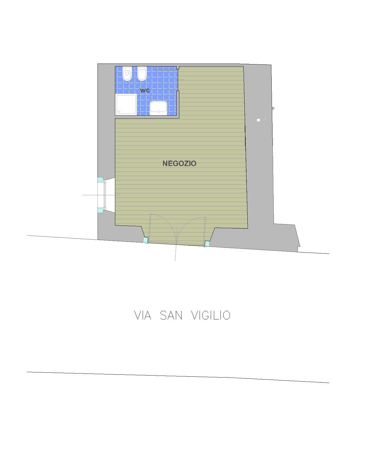 Negozio / Locale in affitto a Nago-Torbole, 9999 locali, zona Zona: Nago, prezzo € 500 | Cambio Casa.it