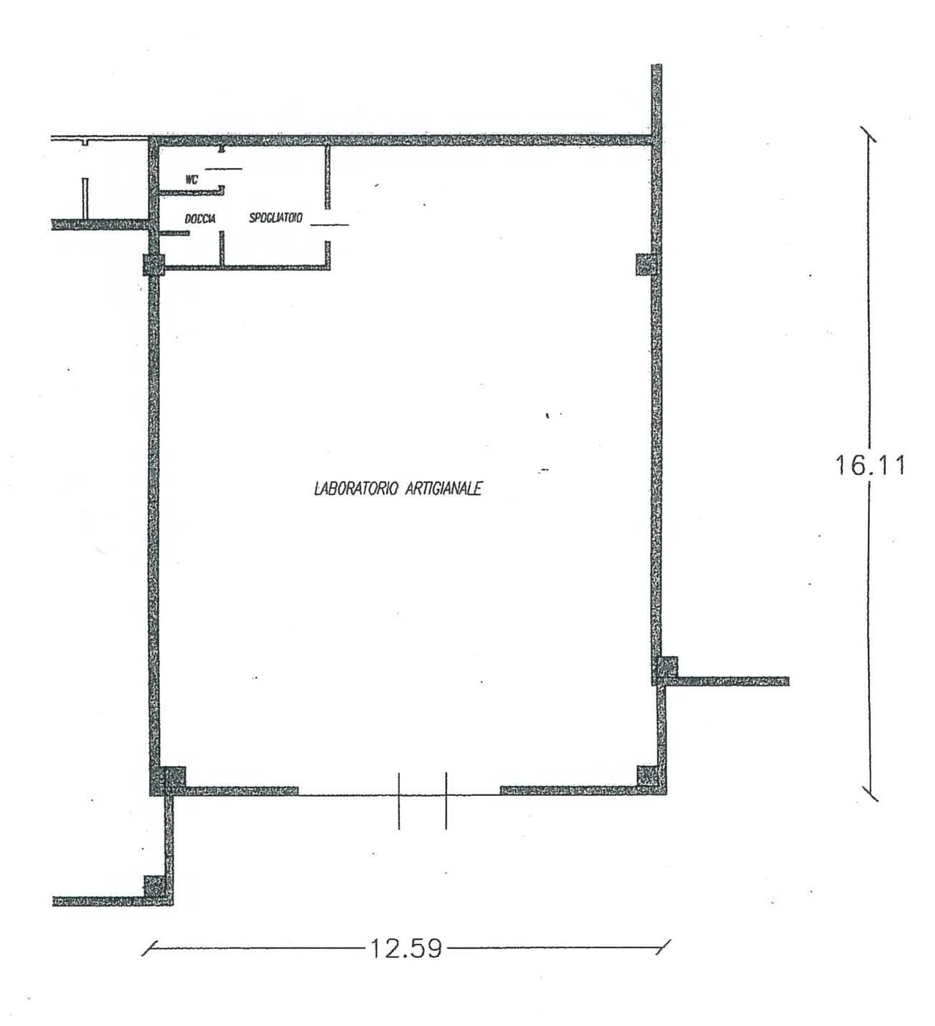Laboratorio in vendita a Riva del Garda, 9999 locali, zona Zona: Riva, prezzo € 170.000 | Cambio Casa.it