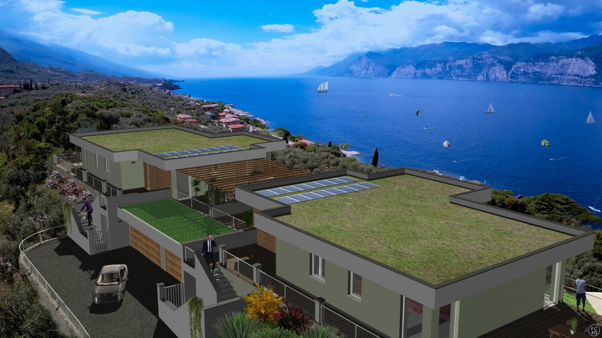 Villa in vendita a Malcesine, 6 locali, Trattative riservate | CambioCasa.it