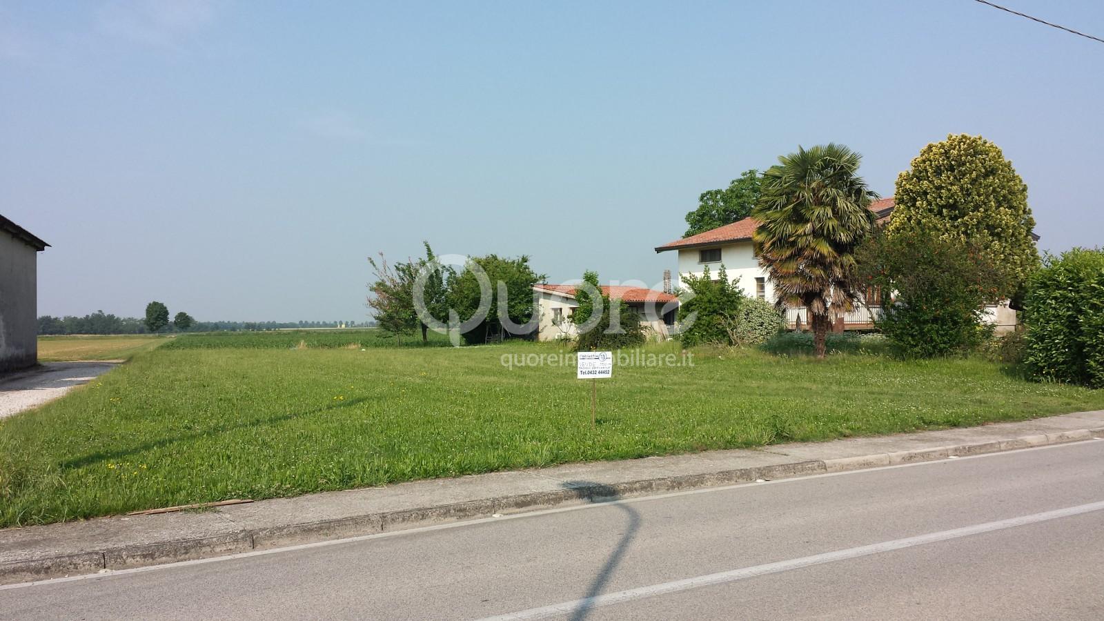 Terreno Edificabile Residenziale in vendita a Pradamano, 9999 locali, prezzo € 48.000   CambioCasa.it