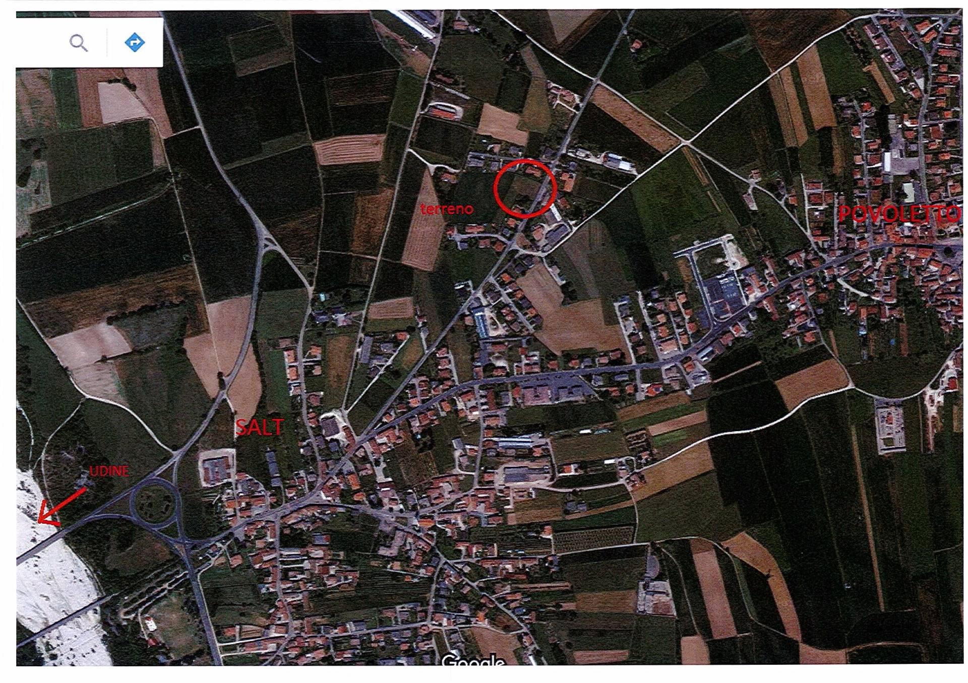 Terreno Edificabile Residenziale in vendita a Povoletto, 9999 locali, zona Zona: Salt, prezzo € 85.000 | CambioCasa.it