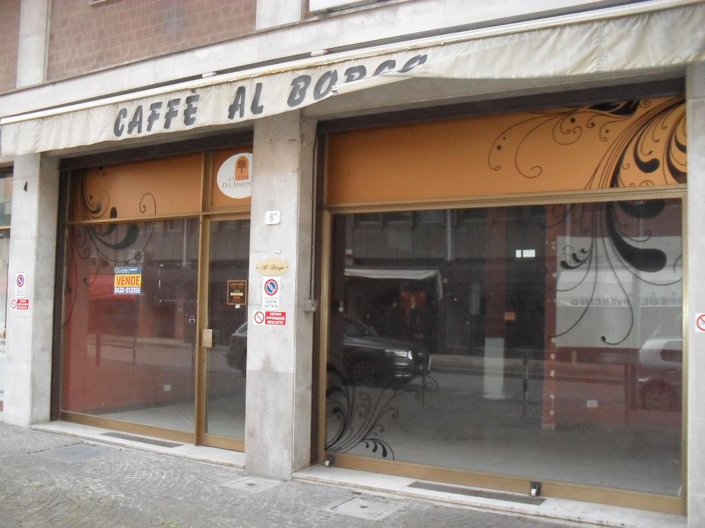 Negozio / Locale in vendita a Udine, 9999 locali, zona Zona: Semicentro, prezzo € 160.000 | CambioCasa.it