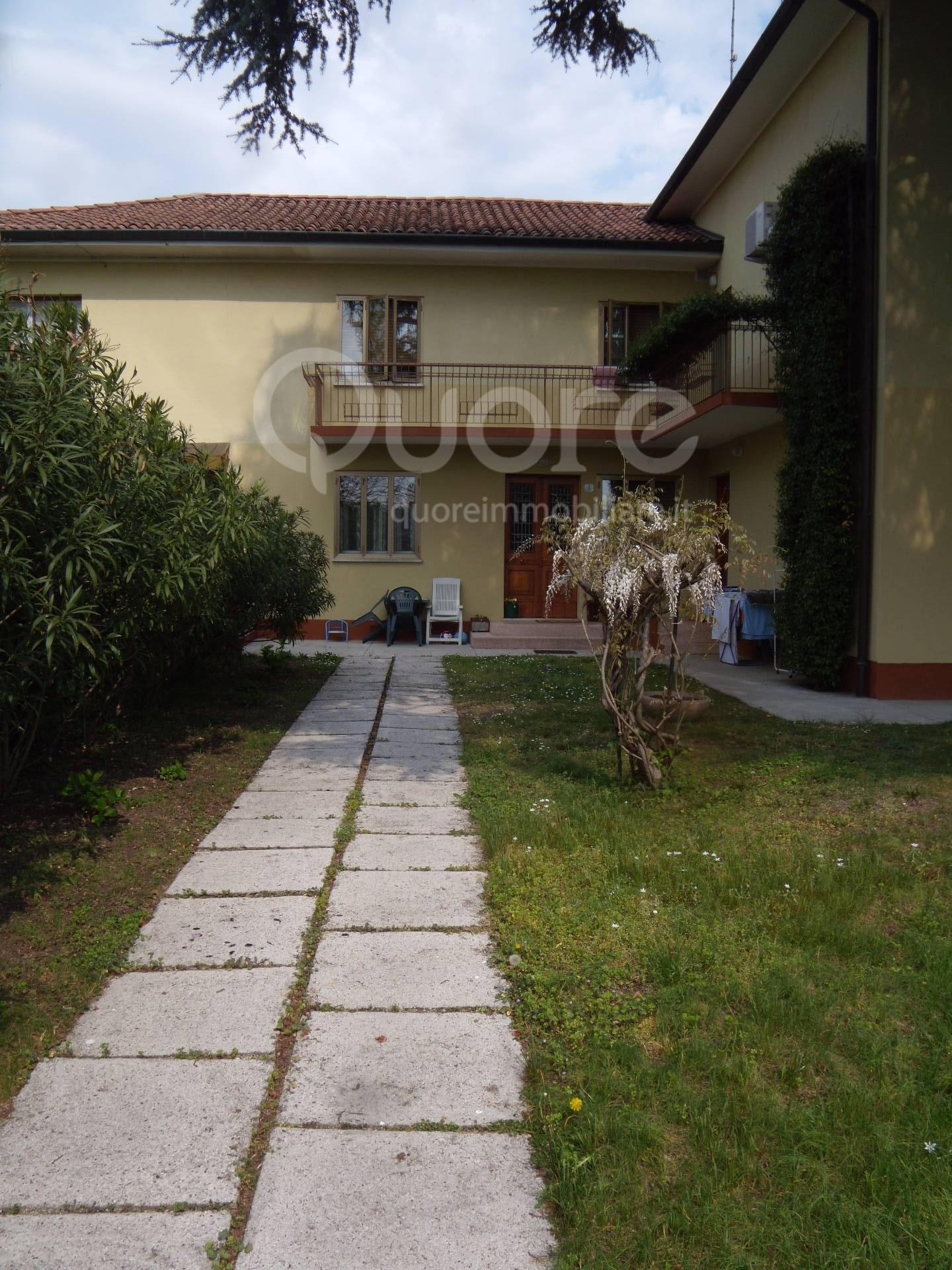 Soluzione Semindipendente in Affitto a Udine