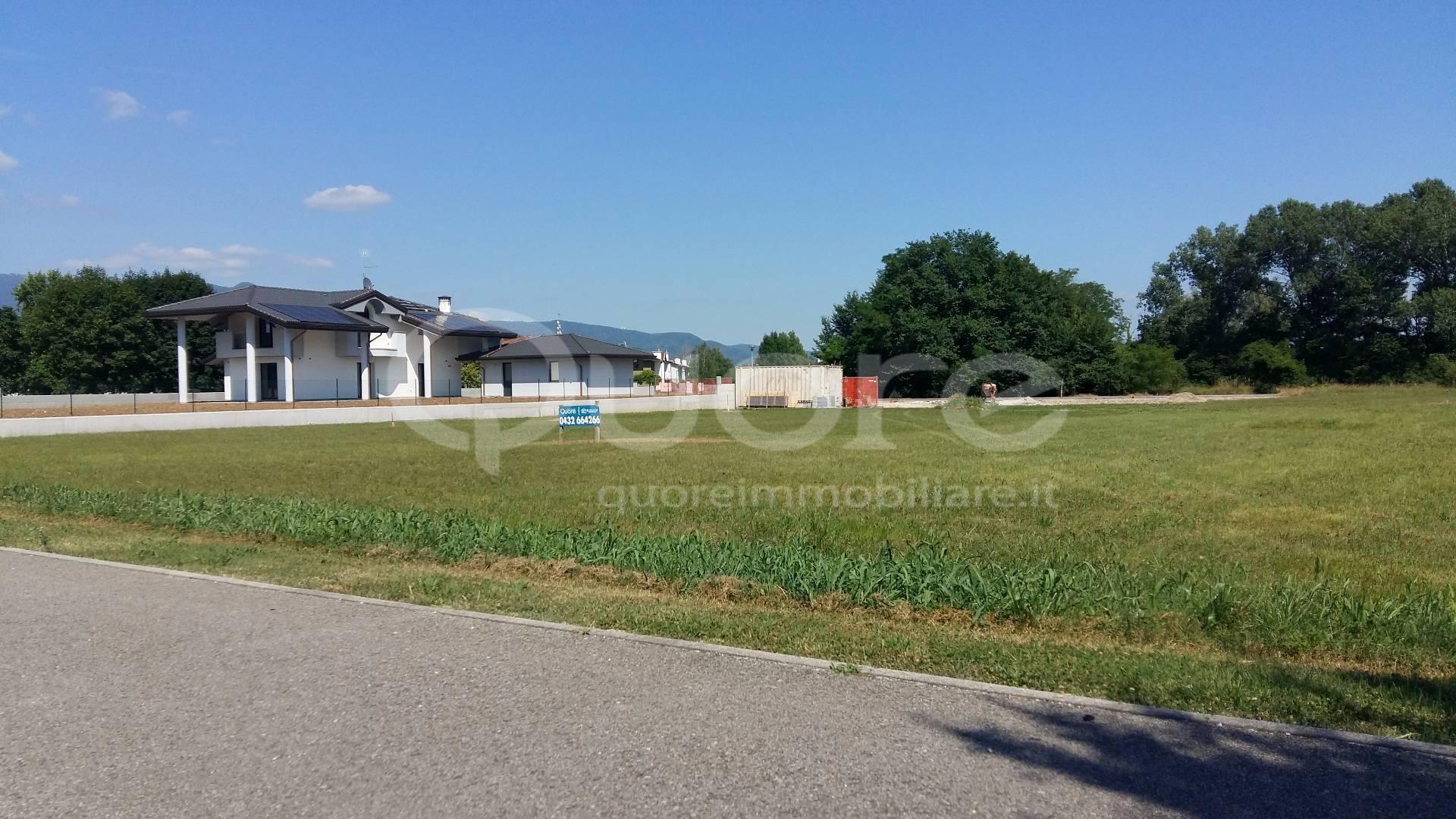 Terreno Edificabile Residenziale in vendita a Povoletto, 9999 locali, zona Località: MarsurediSotto-nuova, prezzo € 80.000 | CambioCasa.it