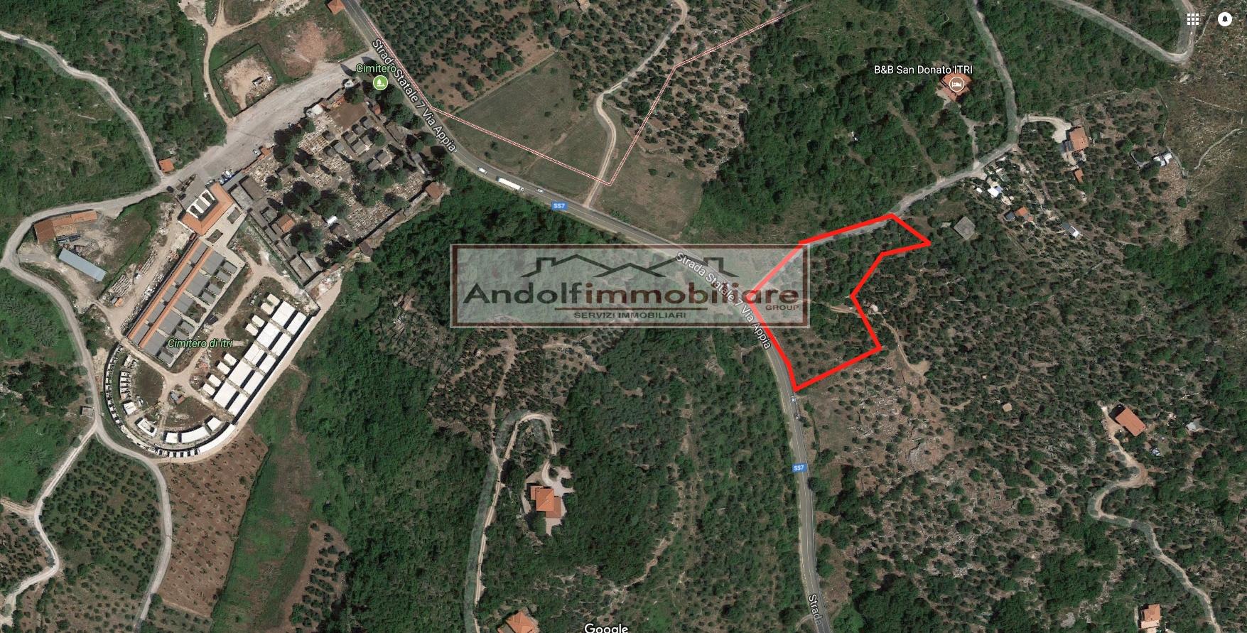 Terreno Agricolo in vendita a Itri, 9999 locali, prezzo € 20.000 | CambioCasa.it