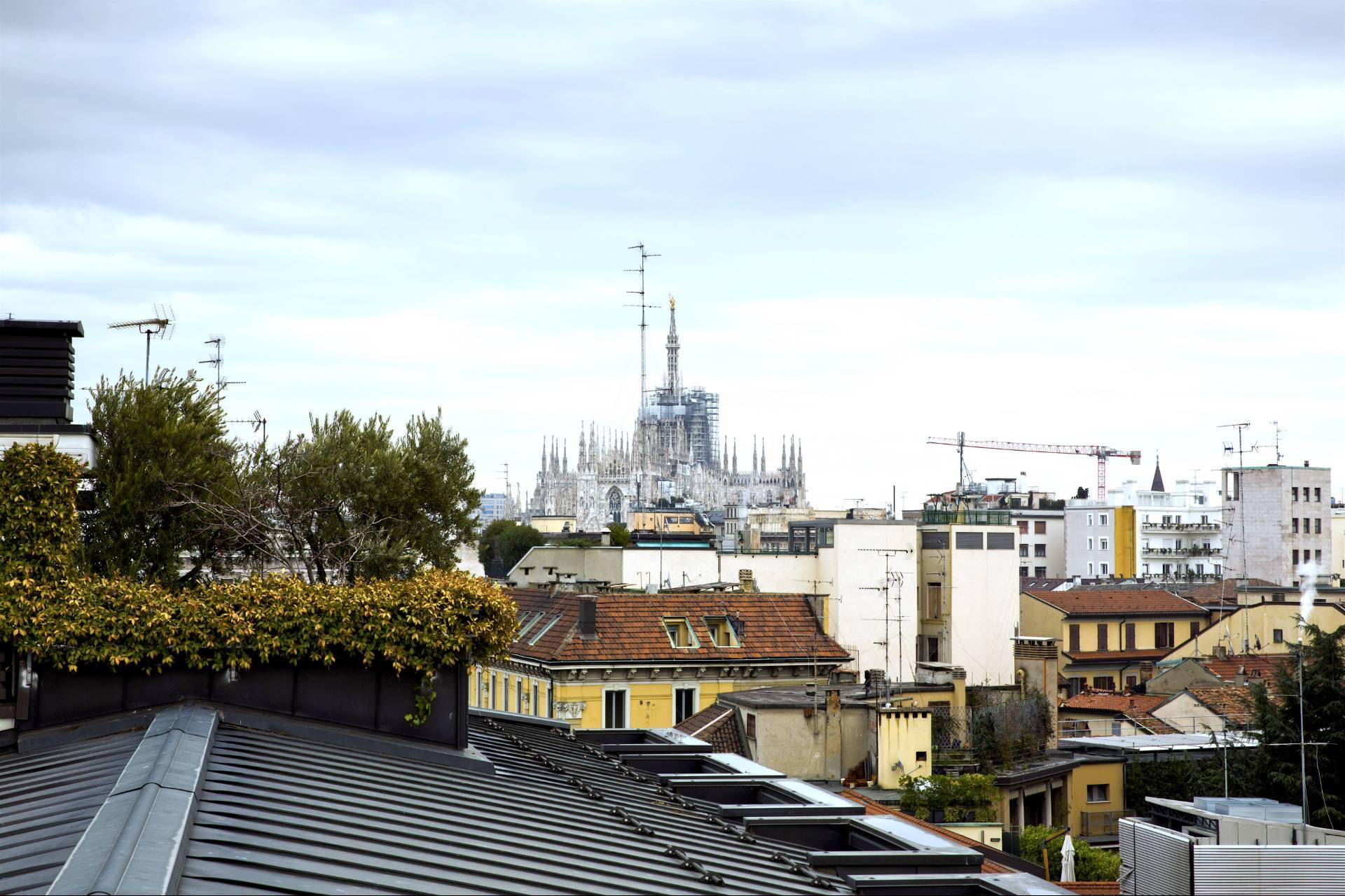 Attico in Vendita a Milano:  5 locali, 300 mq  - Foto 1