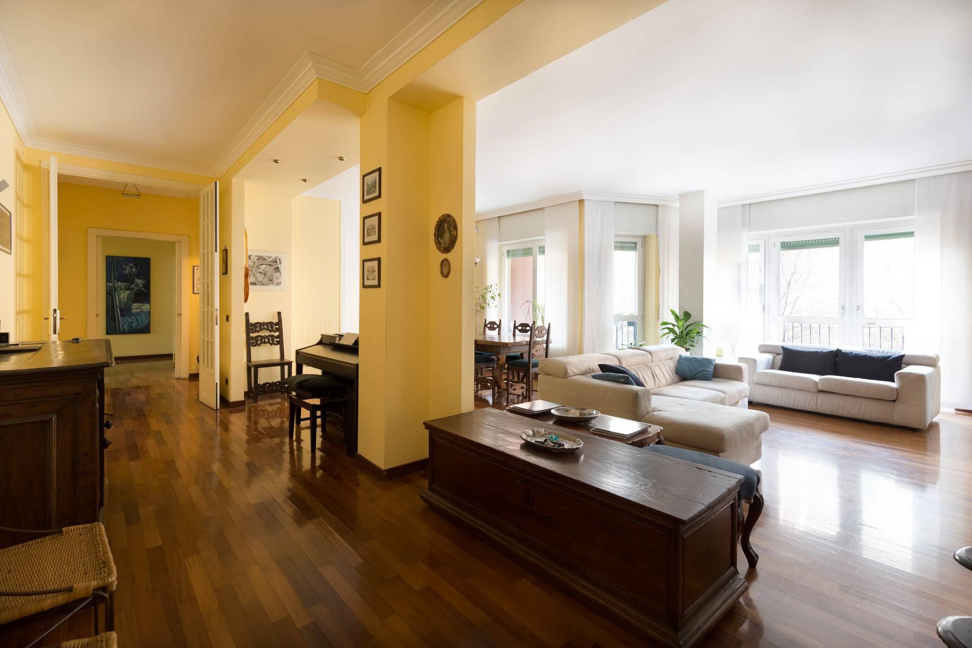 Appartamento in Affitto a Milano 19 Farini / Maciachini / Gattamelata / Sempione / Monumentale:  4 locali, 180 mq  - Foto 1