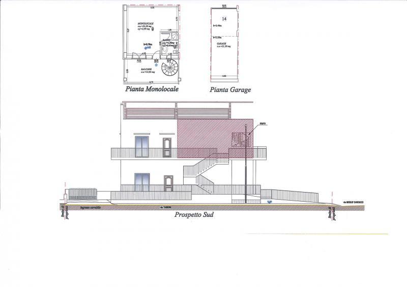 Appartamento in vendita a Civitanova Marche, 1 locali, prezzo € 120.000   CambioCasa.it