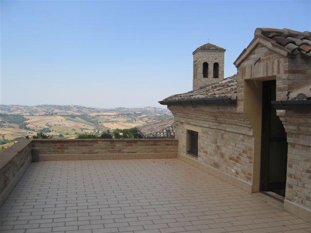 Appartamento in affitto a Monteleone di Fermo, 2 locali, prezzo € 270 | CambioCasa.it
