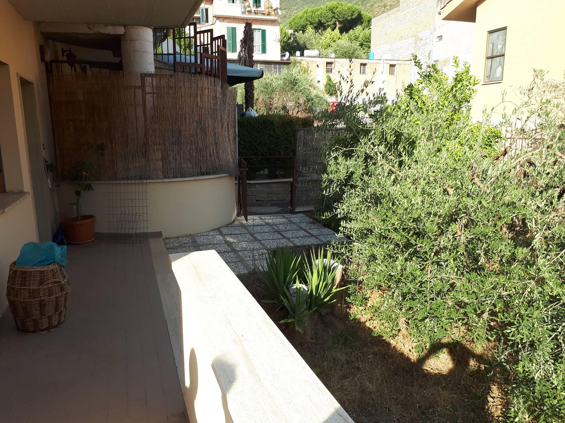 Villa a Schiera in affitto a Marcellina, 4 locali, prezzo € 550   CambioCasa.it