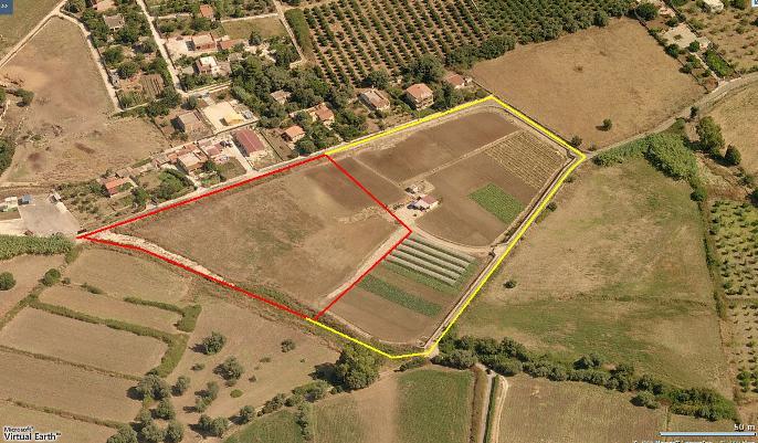 Terreno Edificabile Residenziale in vendita a Siracusa, 9999 locali, zona Località: Cretazzo, prezzo € 30.000   CambioCasa.it