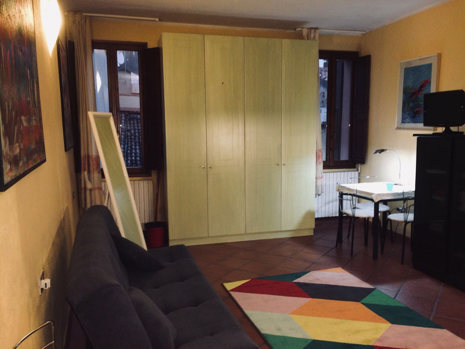 Appartamento in affitto a Ferrara, 1 locali, zona Località: Centrostorico, prezzo € 350 | CambioCasa.it