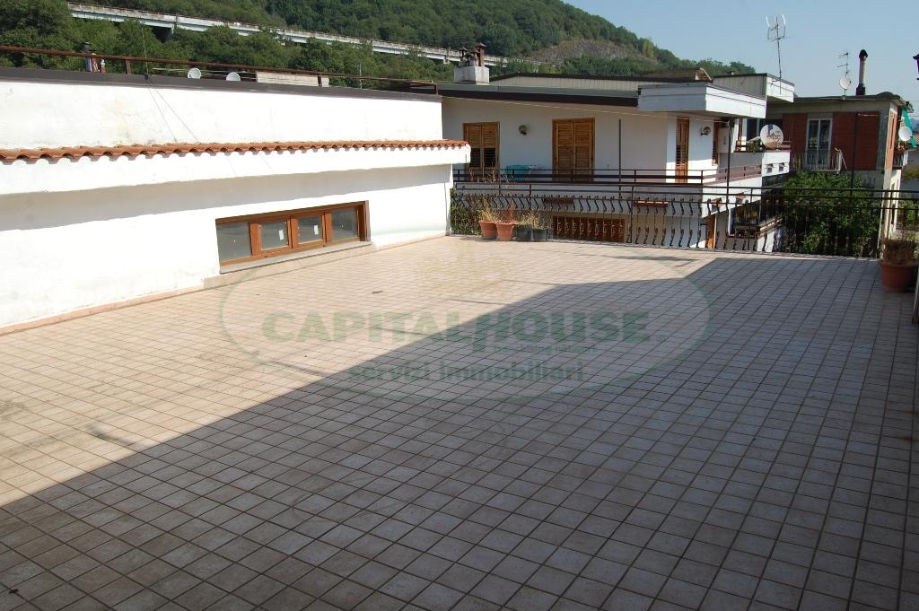 Attico / Mansarda in vendita a Monteforte Irpino, 4 locali, zona Zona: Alvanella, prezzo € 70.000 | Cambio Casa.it