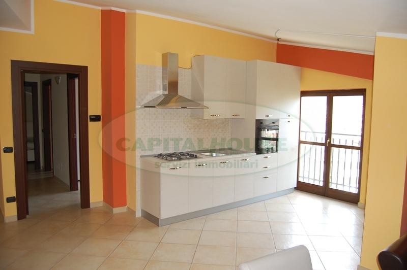 Attico / Mansarda in affitto a Monteforte Irpino, 3 locali, zona Località: Breccelle, prezzo € 450 | Cambio Casa.it