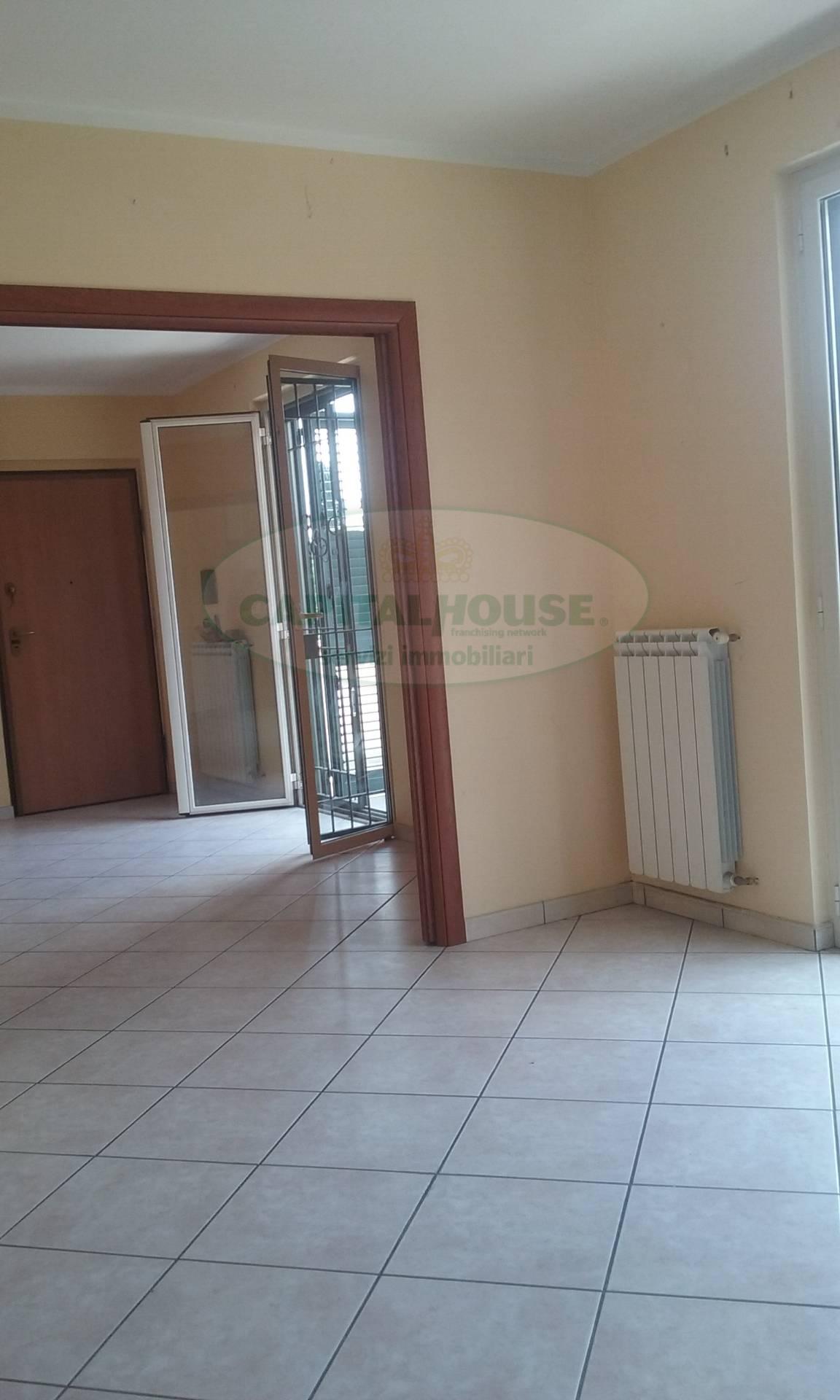 Appartamento in vendita a Macerata Campania, 3 locali, zona Zona: Caturano, prezzo € 105.000 | Cambio Casa.it