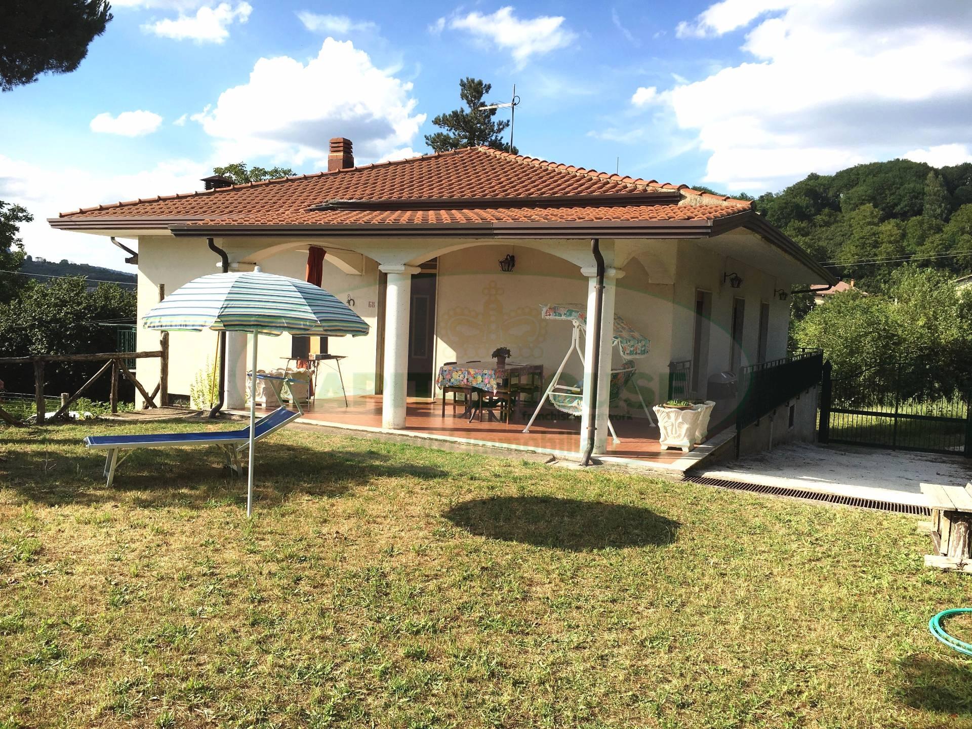 Soluzione Semindipendente in vendita a Aiello del Sabato, 4 locali, prezzo € 110.000 | Cambio Casa.it