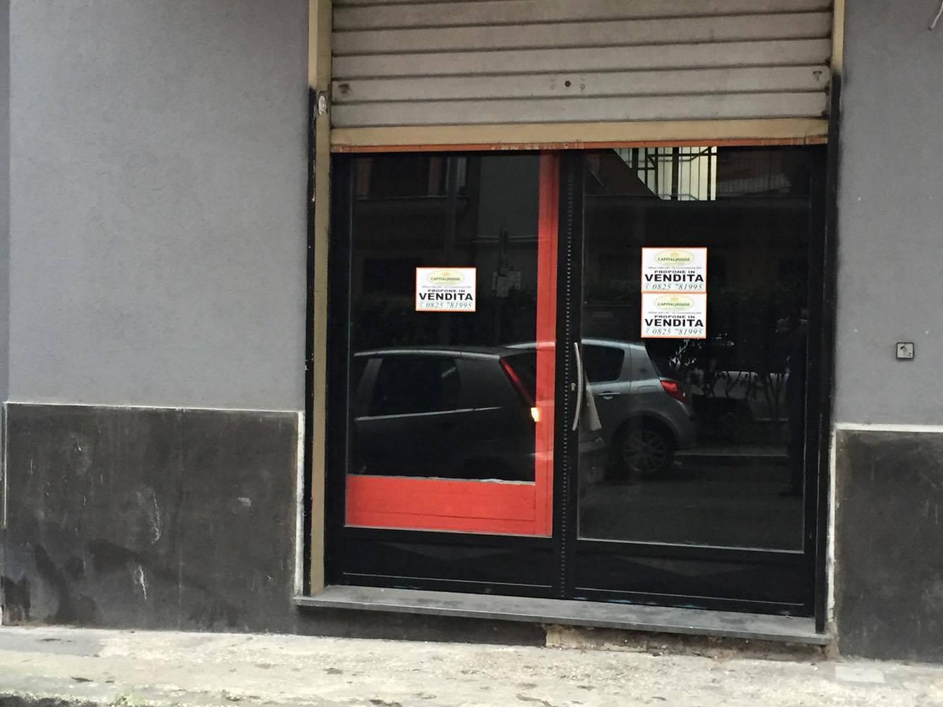 Negozio / Locale in vendita a Avellino, 9999 locali, zona Località: ViaMicheleCapozzi, prezzo € 80.000 | CambioCasa.it